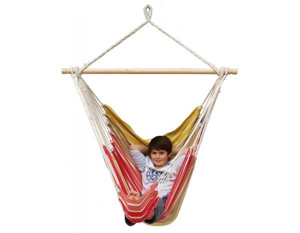 Hængekøjestol 1 person Tropical Earth Lounge