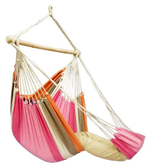 Hængekøjestol 1 person Tropical Lychee Lounge