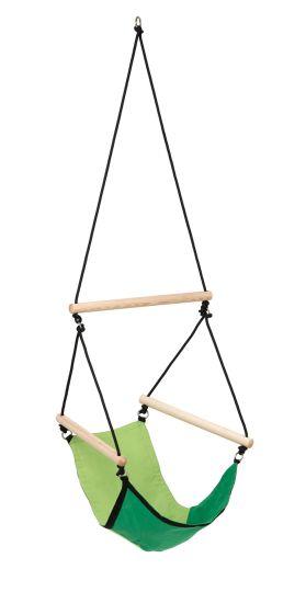 Børnhængekøjestol Swinger Green