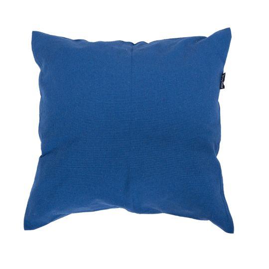 Pude Plain Blue