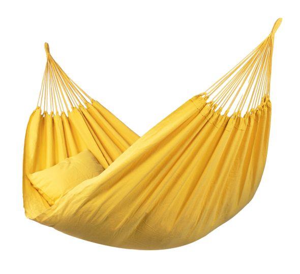 Hængekøje 1 person Plain Yellow