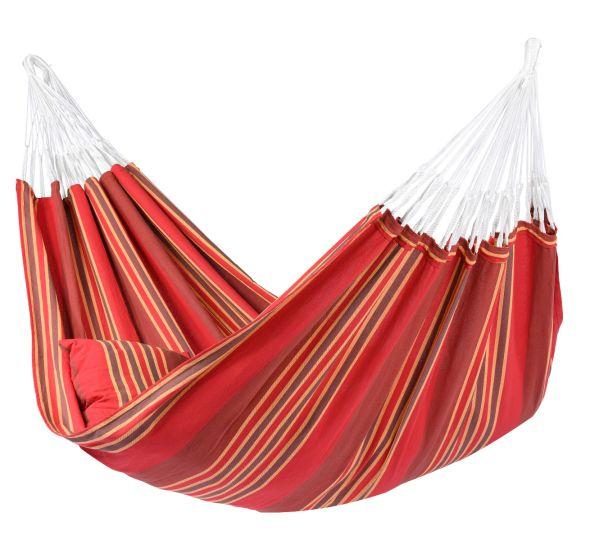 HængekøjeFamilie Stripes Terracotta