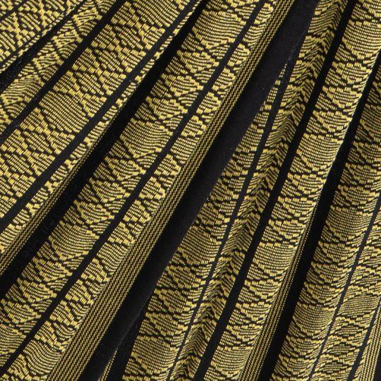 Rejsetæppe Black Edition Gold