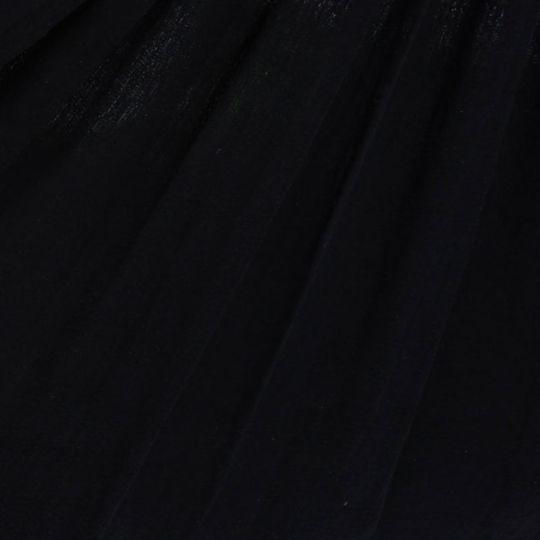 Rejsetæppe Luxe Black