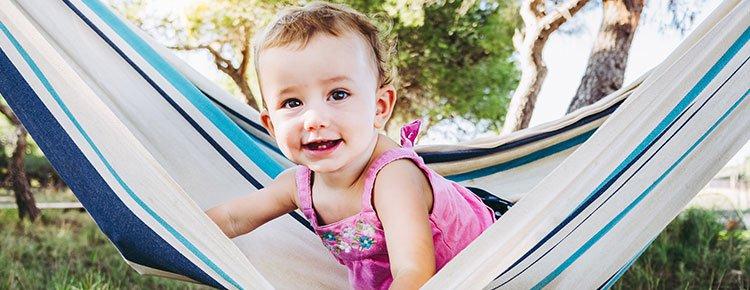 Hængekøjer til babyer