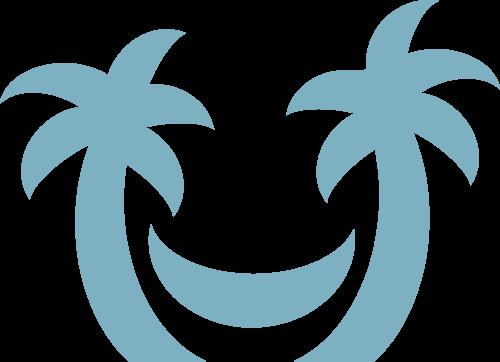 Palm Trees - DenHængekøje.dk